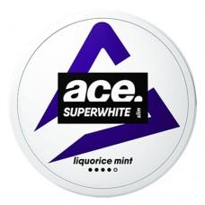 Ace - Liquorice Mint 18mg/g