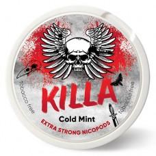 Killa - Cold Mint 24mg/g
