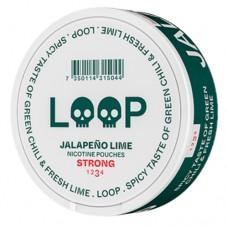 LOOP - Jalapeno Lime 15mg/g