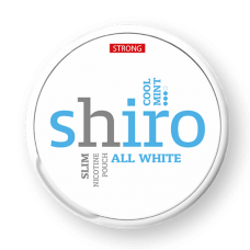 Shiro - Cool Mint 20mg/g