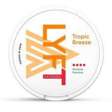 VELO - Tropic Breeze X-Strong 15,5mg/g